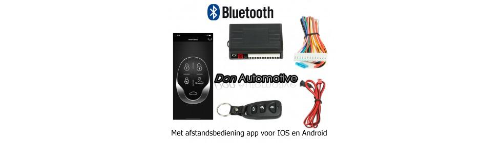 Bluetooth telefoon vergrendeling bediening
